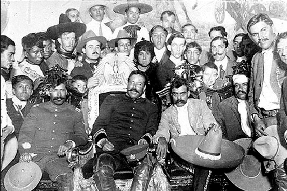 Por qué la Revolución Mexicana no fue como la pintan