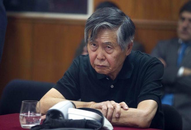 Fujimori pide perdón agradece indulto