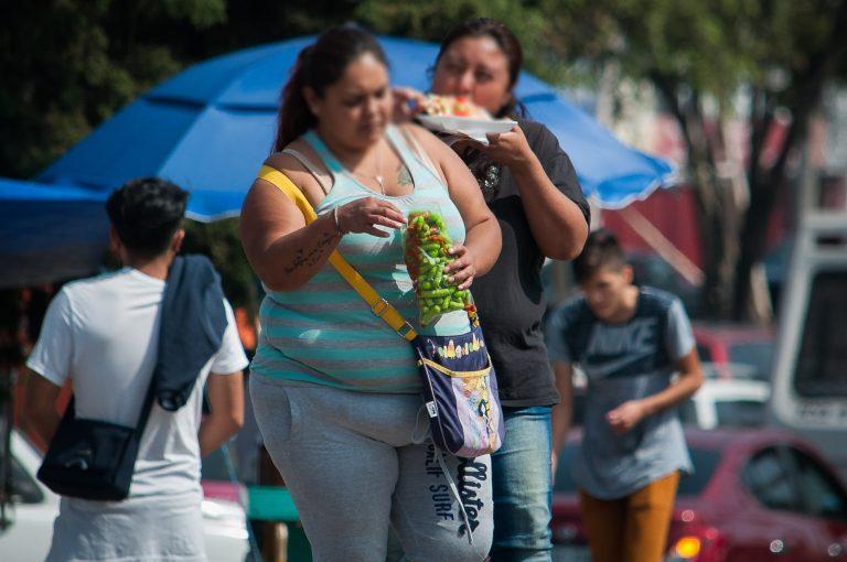 obesidad afecta más a mujeres que hombres