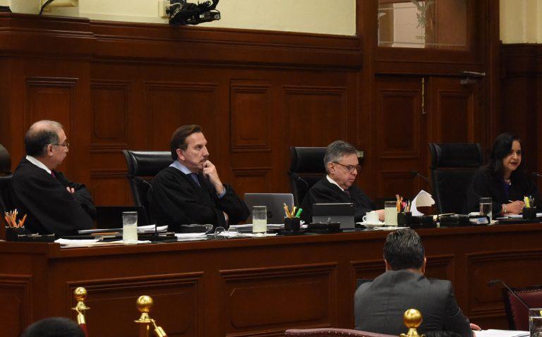 SCJN controversia por ley de seguridad interior