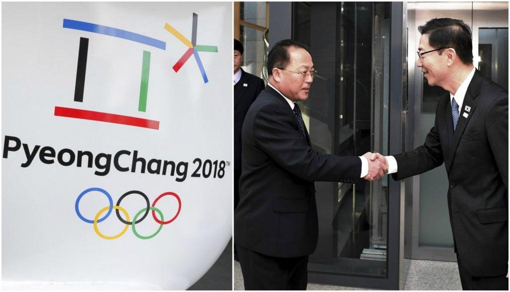 coreas competirán juntas en juegos olímpicos de invierno
