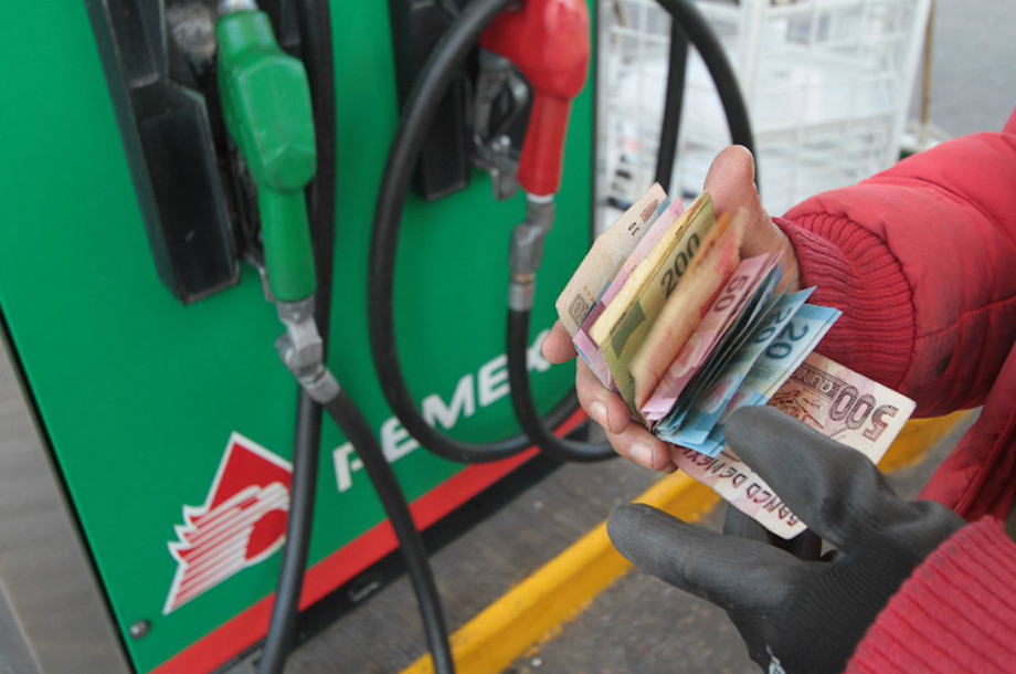 Inflación en México encarece alimentos y gasolina, según datos de la OCDE