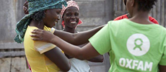 escandalo sexual de oxfam prostitutas haiti