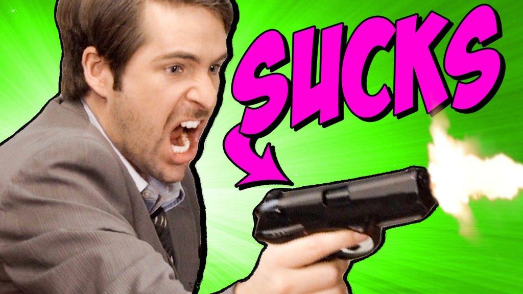 youtube restringe videos que contienen armas de fuego