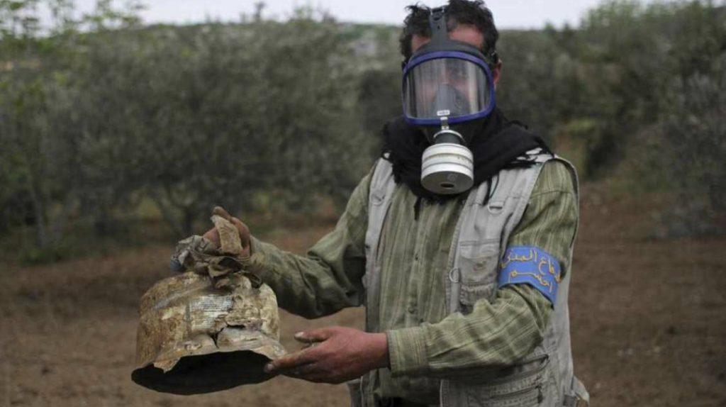 gas sarin en siria