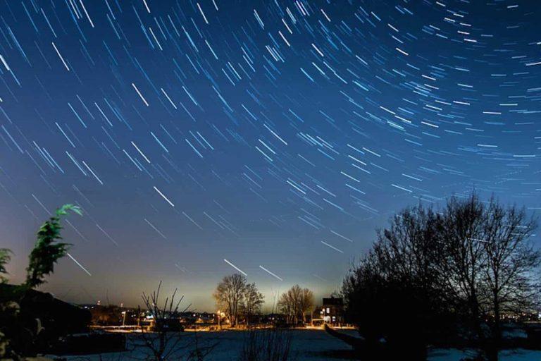 ¿Tienes listo tu deseo? Esta noche el cielo se iluminará con la lluvia de estrellas Dracónidas