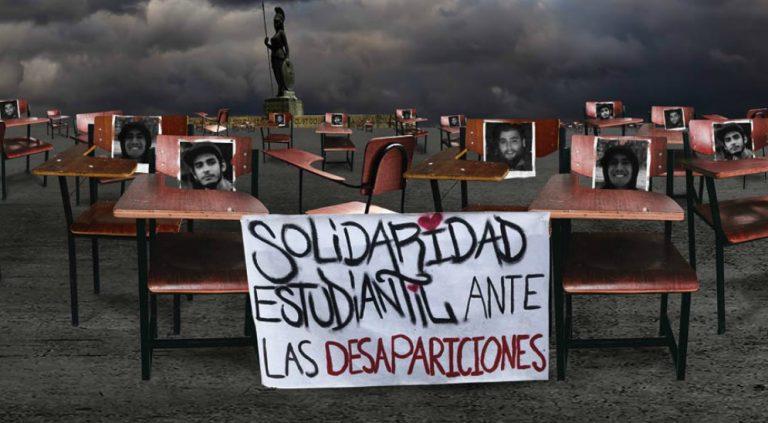 agudizan protestas por estudiantes desaparecidos jalisco