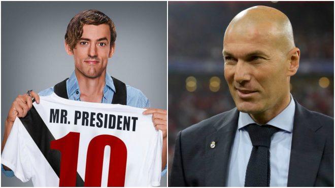 cuervos de nuevo toledo invita a zidane al equipo