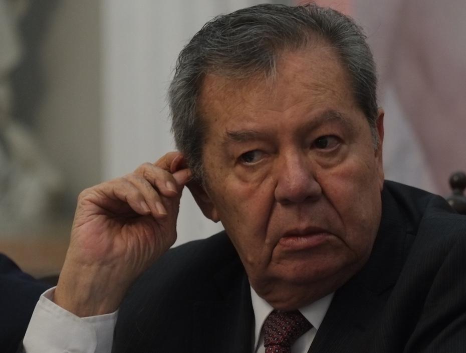 """Muñoz Ledo pide no convertir a Guerrero en un """"ínsula bananera"""" en las próximas elecciones"""