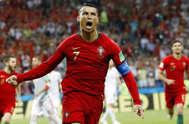 El jugador portugués, Cristiano Ronaldo, rompió la marca de goles de Pelé con más de 700 goles oficiales