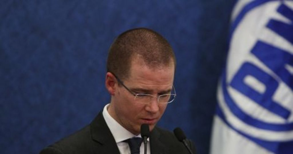 UIF investiga a Ricardo Anaya por caso Odebrecht