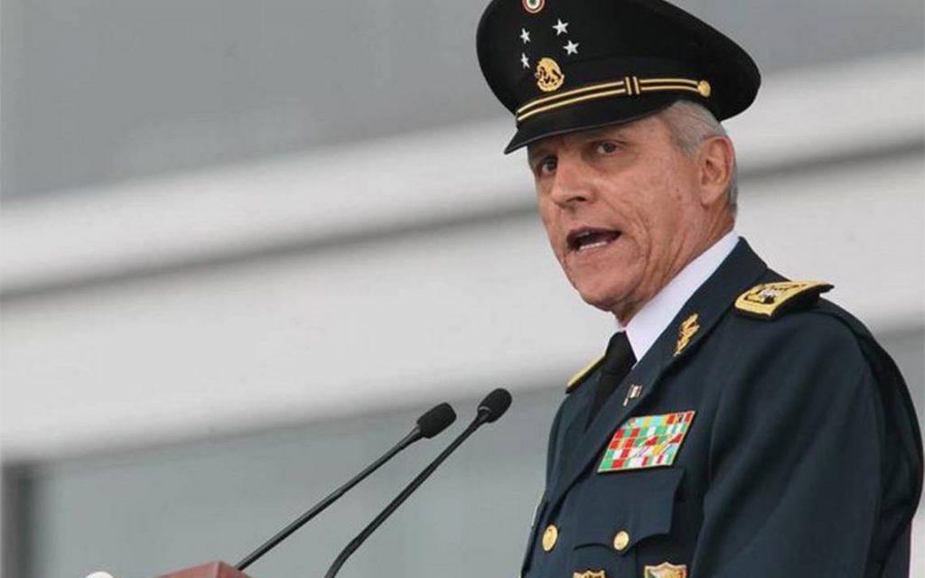 PRI crea punto de acuerdo para pagar gastos legales de Salvador Cienfuegos en EU