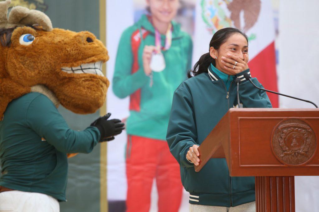 Lupita González se queda sin Olímpicos; TAS ratifica sanción por dopaje a marchista mexicana