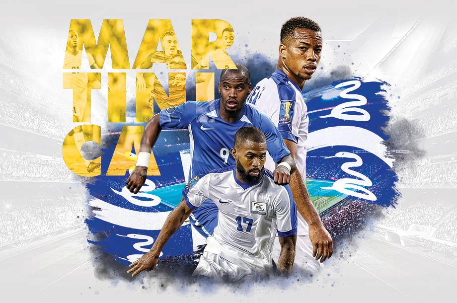 Martinica, rival de la Selección Mexicana este domingo