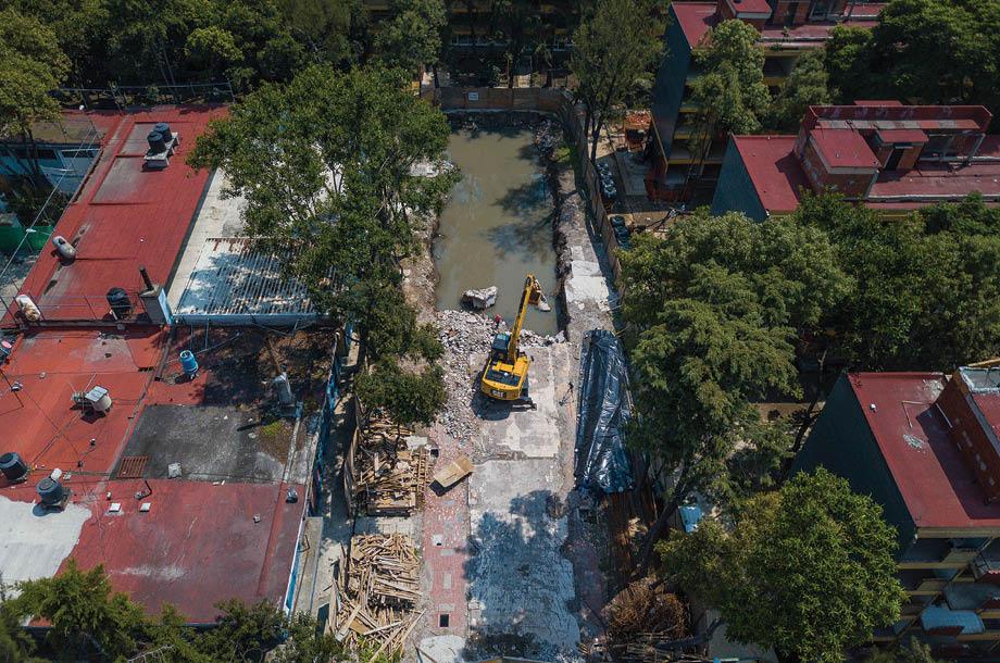 Se detectaron sobrecostos en obras de reconstrucción