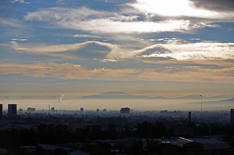 Los más vulnerables a la mala calidad del aire son los más jóvenes