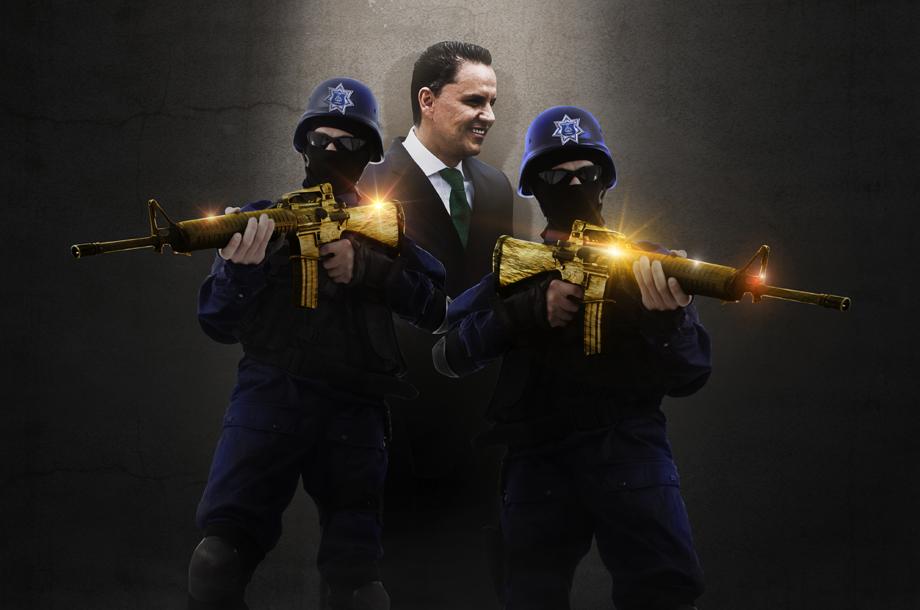 Roberto Sandoval, vinculado por el Gobierno de EU con el CJNG
