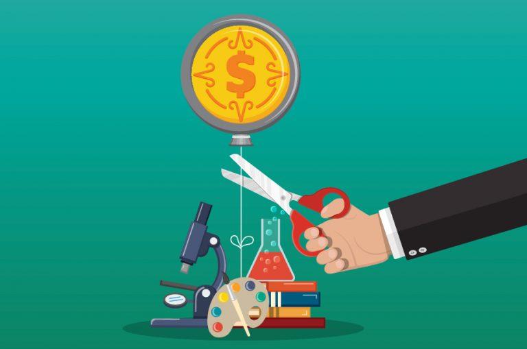 Recortes al presupuesto en ciencia y cultura afectarán a jóvenes