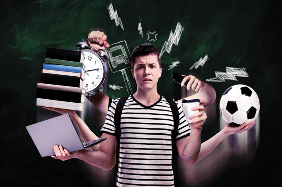 Los estudiantes padecen diversas dificultades para realizar sus actividades