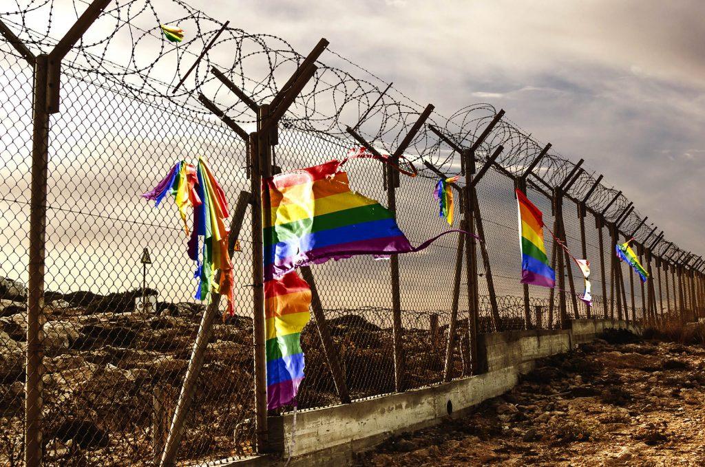 personas LGBTIQ+ que migran de Centroamérica por discriminación