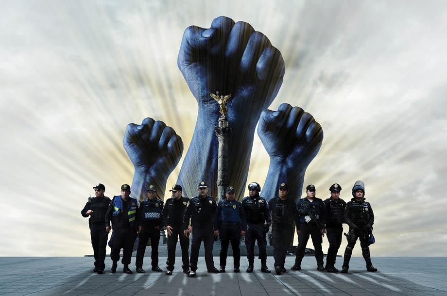 La CDMX puede comenzar un sindicato de policías a nivel nacional