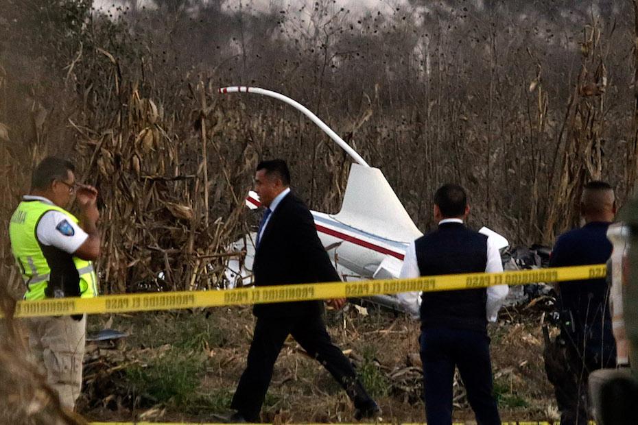 La Fiscalía de Puebla anunció que ya son cuatro las personas detenidas por el homicidio de Martha Erika Alonso y Rafael Moreno Valle en 2018