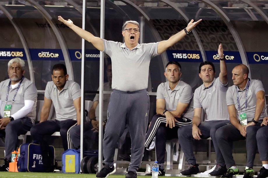 la Selección Mexicana disputará con Costa Rica uno de los boletos a Semifinales