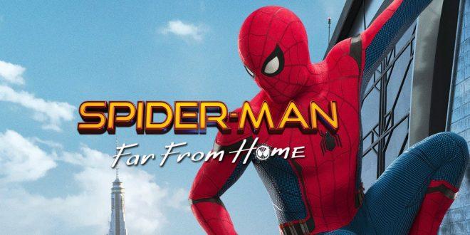 Spider Man Far From Home arrasa taquillas en Estados Unidos
