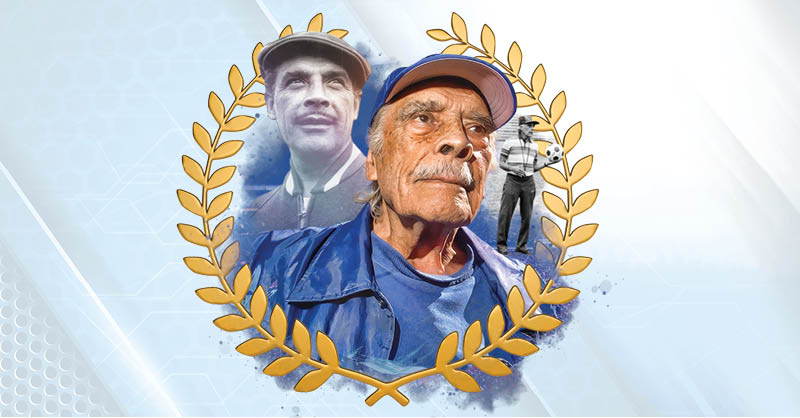 Este día Nacho Trelles festeja su cumpleaños 103