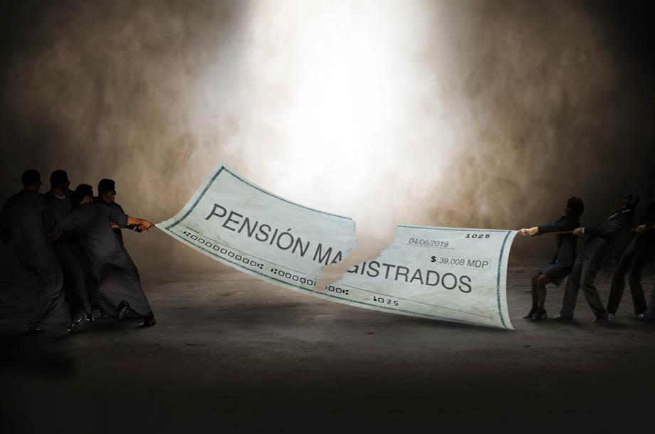 La reforma para eliminar el bono de los magistrados podría venirse abajo