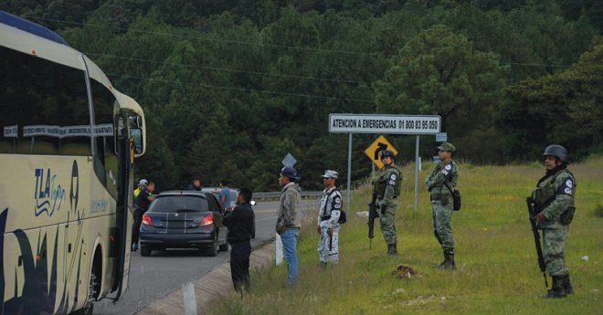 CIDH reprochó a los gobiernos de México y de Estados Unidos la política migratoria