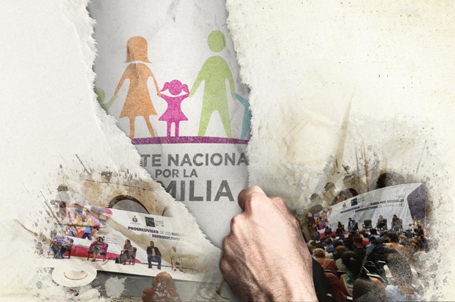 grupos conservadores rechazan la admisión de derechos sexuales y reproductivos para mujeres en Jalisco