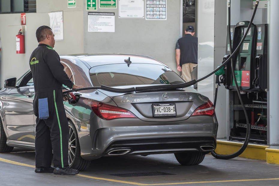 Importación de gasolinas bajó en 2019