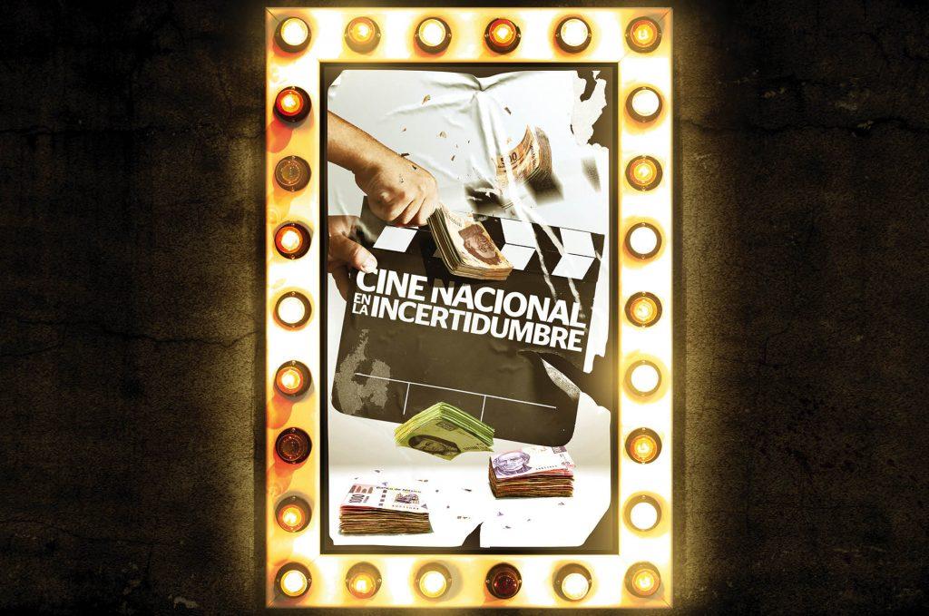 Los recortes de presupuesto podrían afectar al cine mexicano