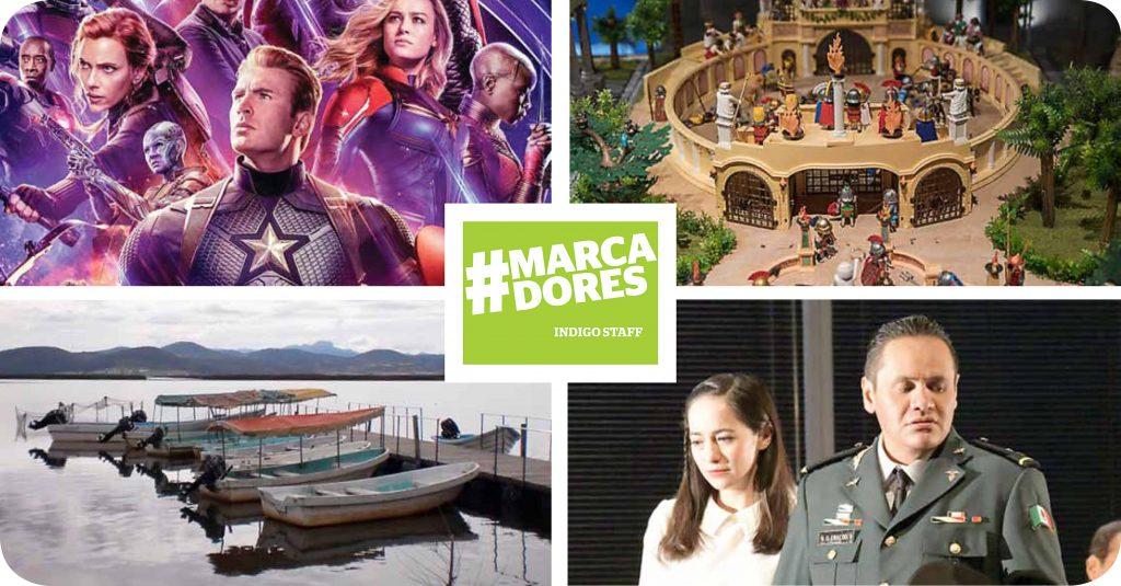 James Cameron felicita a Avengers por superar en taquilla a Avatar