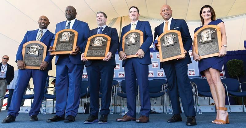 Mariano Rivera entra al salón de la fama de la MLB