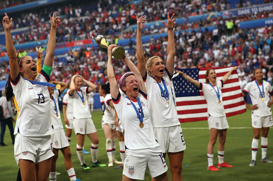 La Selección de Estados Unidos consiguió su cuarto campeonato