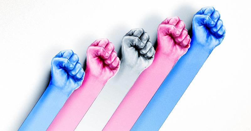 Exigen una ley integral para defender los derechos de las personas trans