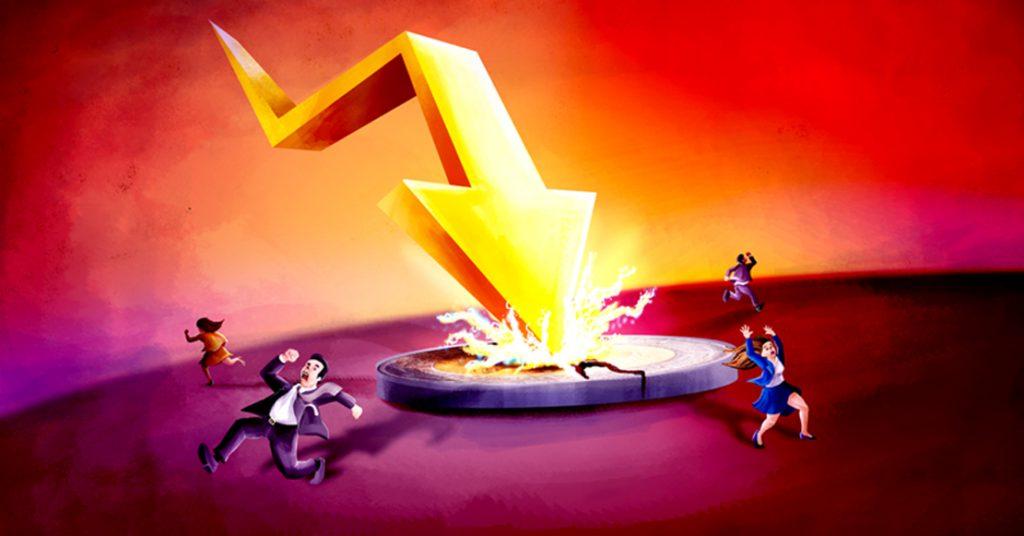 Algunos indicadores dan señales de que la economía está en riesgo de Recesión