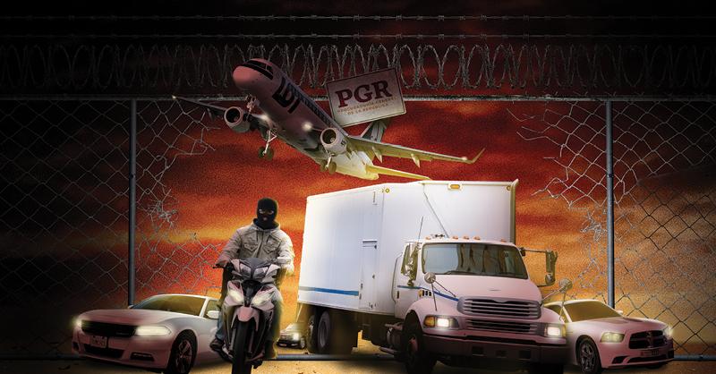Jalisco registra robos o pérdidas de bienes asegurados a la delincuencia