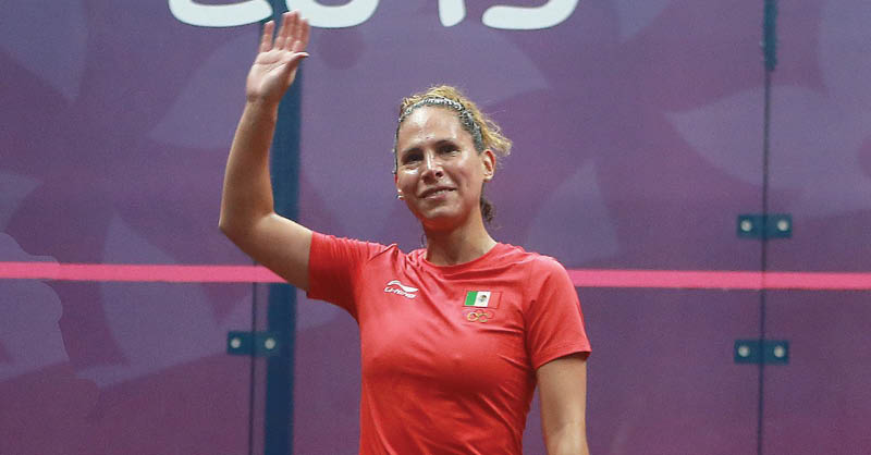 Samantha Terán puso punto final a 20 años de carrera