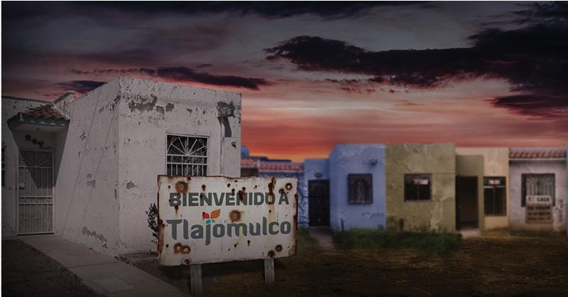 Los fraccionamientos del municipio Tlajomulco son focos de inseguridad y abandono
