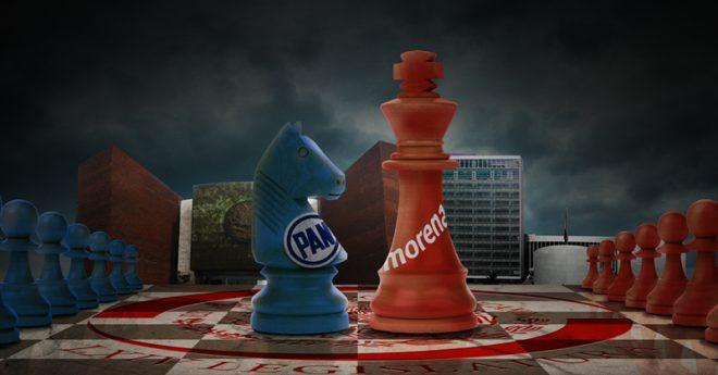 Congreso de la Unión, la Mesa Directiva de ambas cámaras está en disputa