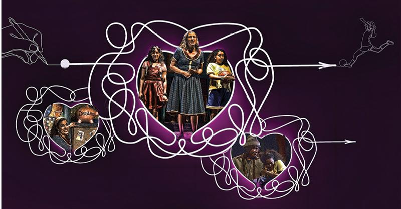 Corazón gordito, la cual expone la historia de mujeres y sus adversidades