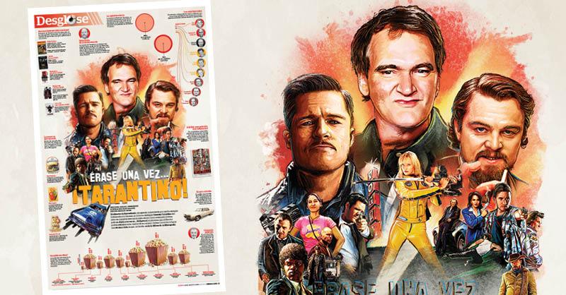 La novena película de Quentin Tarantino