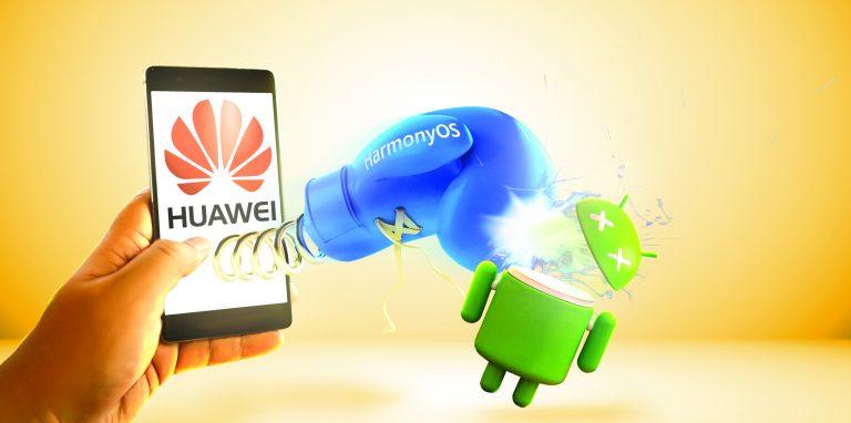 Huawei lanza nuevo sistema operativo HarmonyOS