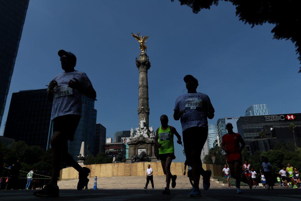 Por COVID-19, cancelan ediciones 2020 del Maratón y Medio Maratón de CDMX