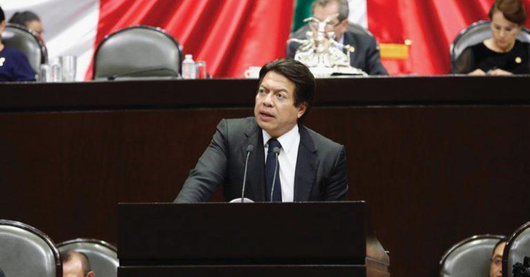 Defienden presidencia rotativa de Mesa Directiva