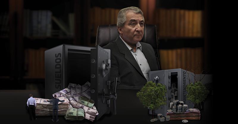 Parque Fundidora, a cargo de Fernando Villarreal Palomo, prefiere dar presupuesto a la nómina