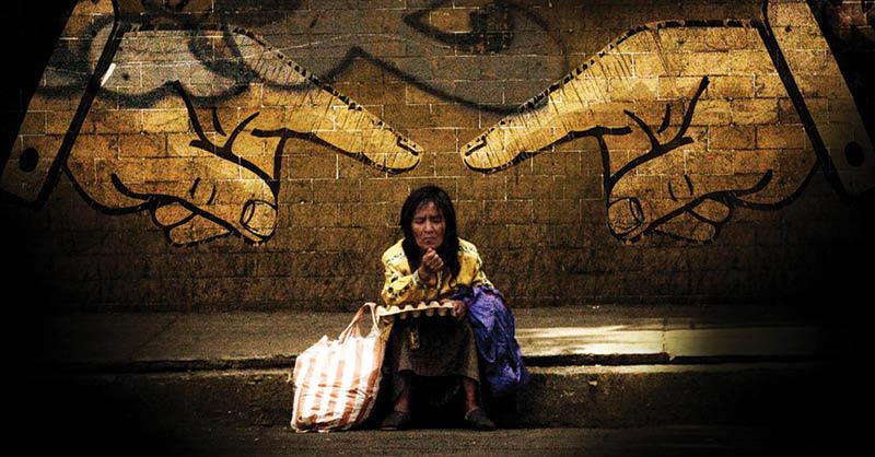 Las personas en situación de calle en CDMX viven en desamparo